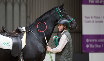 Get care tips and training tips for your horse at Your Horse Live, Stoneleigh Park 8-10 November 2019.