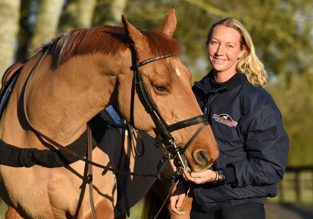 Sharon Hunt masterclass at Your Horse Live 2019