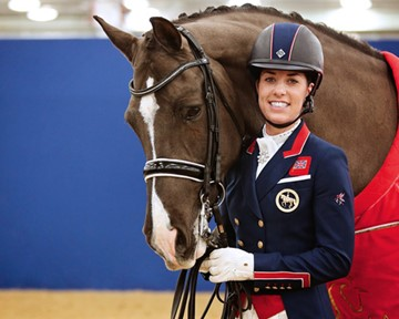 Don't miss Valegro and Charlotte Dujardin at Your Horse Live 2019